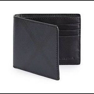 BRAND NEW BURBERRY MENS WALLET